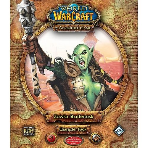 World of Warcraft: The Adventure Game - Zowka Shattertusk