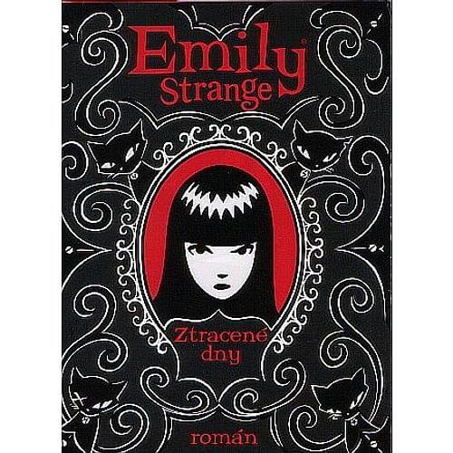 Emily Strange - Ztracené dny