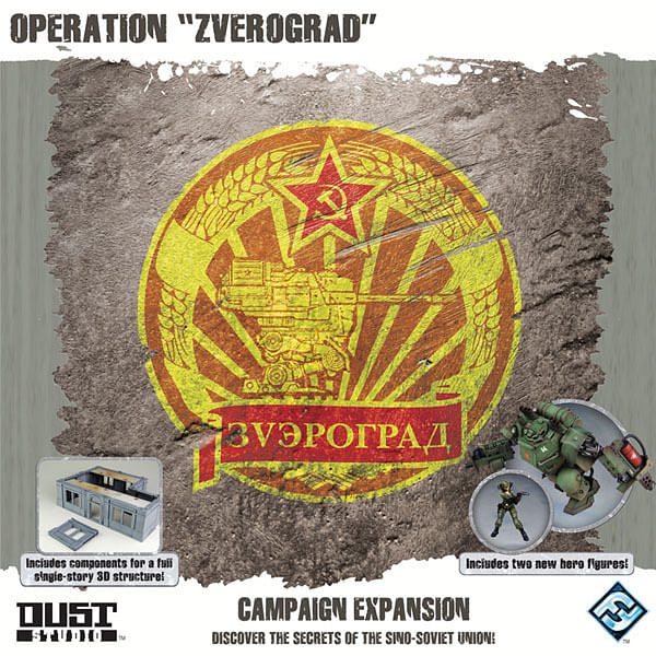 Dust Tactics: Operation Zverograd