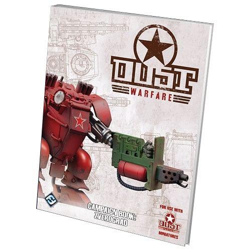 Dust Warfare: Campaign Book - Zverograd